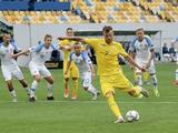 Лига наций, 2-й тур. Украина — Словакия — 1:0. Обзор матча, статистика