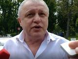 Игорь Суркис — о вариантах возобновления чемпионата Украины