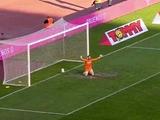 В матче чемпионата Хорватии футболисты начали радоваться незабитому голу и пропустили (ВИДЕО)