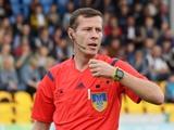 «Рух» — «Динамо»: арбитры. Судья в поле второй раз в сезоне будет работать на матче с участием «Динамо»