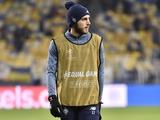 «Динамо» официально подтвердило аренду Георгия Цитаишвили «Ворсклой»