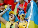 Українські красуні тільки за перемогу нашої збірної