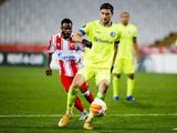 Яремчук отличился голевой передачей за «Гент» в Лиге Европы