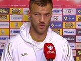 Андрей Ярмоленко: «На матч с Сербией ни в коем случае не смотрим как на товарищеский»