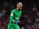 Вратарь «Барселоны» настроен покинуть клуб