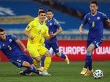 Казахстан — Украина: стартовые составы