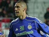 Dynamo.kiev.ua 10 лет назад: Хачериди — левый защитник