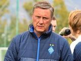 Александр Хацкевич: «В матче со «Стяуа» решили посмотреть наших футболистов в других вариациях»