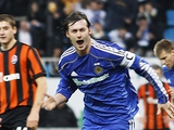 Как это было: «Динамо» — «Шахтер» — 3:0 (ВИДЕО)