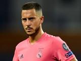Азар: «Не вижу себя в другом клубе, кроме «Реала»