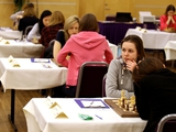 Девятый тур чемпионата Европы по шахматам среди женщин