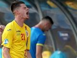 Новичок «Динамо» Тудор Бэлуцэ получил красную карточку в матче молодежной сборной Румынии в отборе на Евро-2021 (U-21)