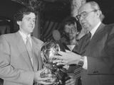 Скончался один из основателей Лиги чемпионов и «Золотого мяча»