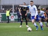 Цыганков забил 1800-й гол «Динамо» в чемпионатах Украины