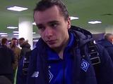 Николай Шапаренко: «В первом тайме была реализация, а во втором уже контролировали мяч»