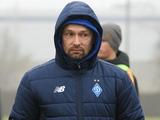 Игорь Костюк: «Вполне возможно, что Исаенко сыграет завтра с «Мариуполем»