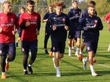 Пять игроков сборной Чехии не сыграют против Украины