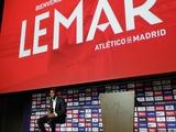 «Атлетико» представил полузащитника сборной Франции (ФОТО)