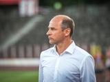 Виктор Скрипник: «Довольны тем, что забиваем и не пропускаем, но больше смотрим на взаимодействие на поле»