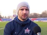Денис Дедечко: «Рад вернуться домой после «СКА-Хабаровск»