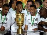 «Айнтрахт» — обладатель Кубка Германии (ФОТО, ВИДЕО)