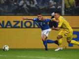 Товарищеский матч. Италия — Украина — 1:1. Обзор матча, статистика
