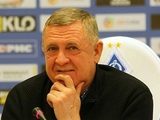 Владимир Бессонов: «Уверен в том, что победные традиции киевского «Динамо» возобновятся снова»