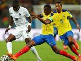 Эквадор — Франция. Видео опасных моментов матча