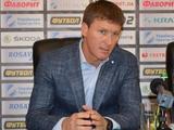Василий Сачко: «Я не доволен комплектацией, нам нужна конкуренция»