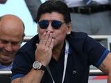 Марадона: «Критикуют меня, а потом сами употребляют наркотики так же, как я»