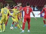 Болельщики определили лучшего игрока матча Сербия — Украина
