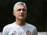 Луиш Каштру: «Динамо» три раза подошло к нашим воротам и забило два мяча...»