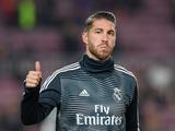 Серхио Рамос оштрафован на 1 млн евро