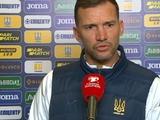 Андрей Шевченко: «Перед нами стоит задача — только победа. Другого выхода нет — будем побеждать!»