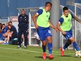 «Динамо» провело первый тренировочный матч под руководством Луческу (ФОТО, ВИДЕО)