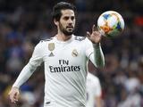 У Зидана возникли разногласия с руководством «Реала» из-за Иско