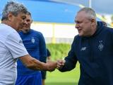 «Луческу остается. На усиление заказаны три позиции, обещаны две», — источник о встрече президента и тренера «Динамо»