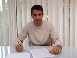 Официально: Карлос де Пена подписал новое соглашение с «Динамо»