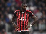 «Милан» вновь арендовал Бакайоко
