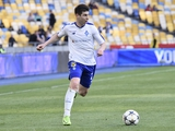 Никита Кравченко вернулся в расположение «Динамо»