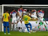 Кубок Америки: результаты матчей дня, 3 июля. Бразилия и Перу сыграют в полуфинале