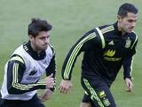 Витоло: «В составе сборной Испании я бы сыграл даже на позиции вратаря»