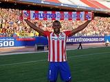 «Атлетико» отказался продавать Джексона в «Тоттенхэм» за 30 млн евро