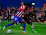 «Атлетико»— «Байер»— 0:0. Обзор матча. В Мадриде все спокойно