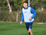 Денис Гармаш провел первую тренировку в составе «Ризеспора» (ФОТО)