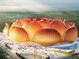 «Гуанчжоу Эвергранд» построит стадион уникальной формы на 100 тысяч зрителей (ФОТО)