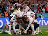 Вторым финалистом Евро-2020 стала сборная Англии