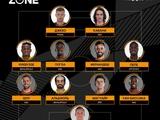 УЕФА опубликовала символическую сборную Лиги Европы. Шесть игроков МЮ (ФОТО)