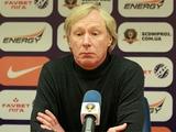 «Днепр-1» — «Динамо» — 3:1. Пресс-конференция. Михайличенко: «Не хватило ни сил, ни концентрации...» (ВИДЕО)