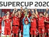 «Бавария» — обладатель Суперкубка Германии-2020 (ФОТО)
